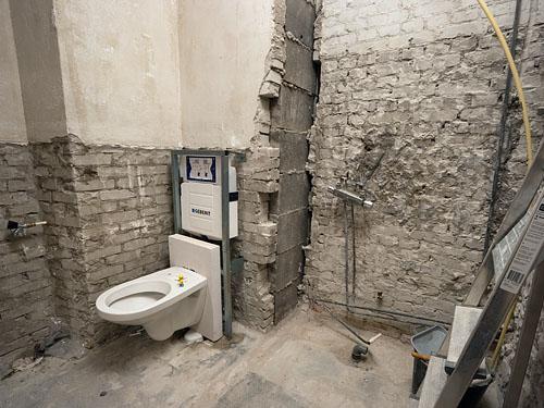 Badkamer - verbouwing (dag 1) : Flickr - Photo Sharing!