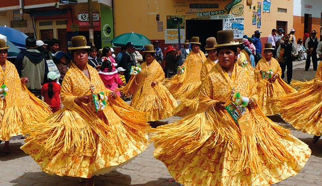 virgen de bolivia: