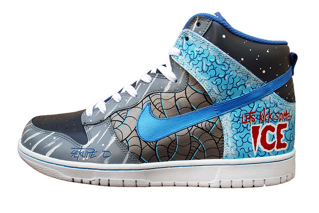 Mr Freeze Dunk High