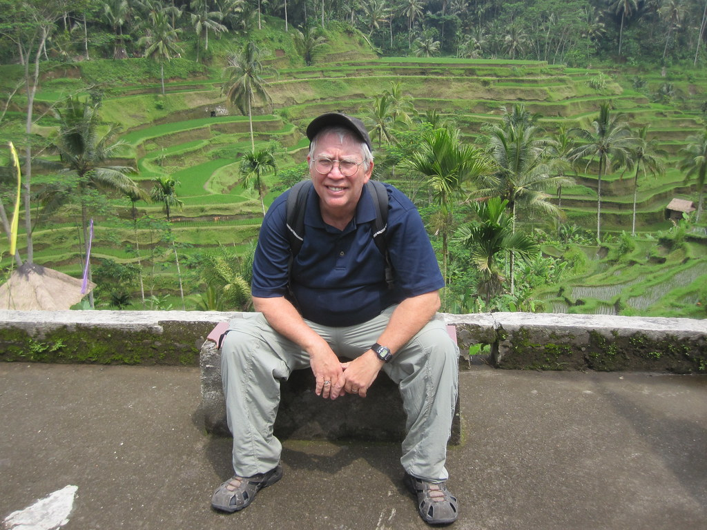 Bali Rice Terrace - Indonesia