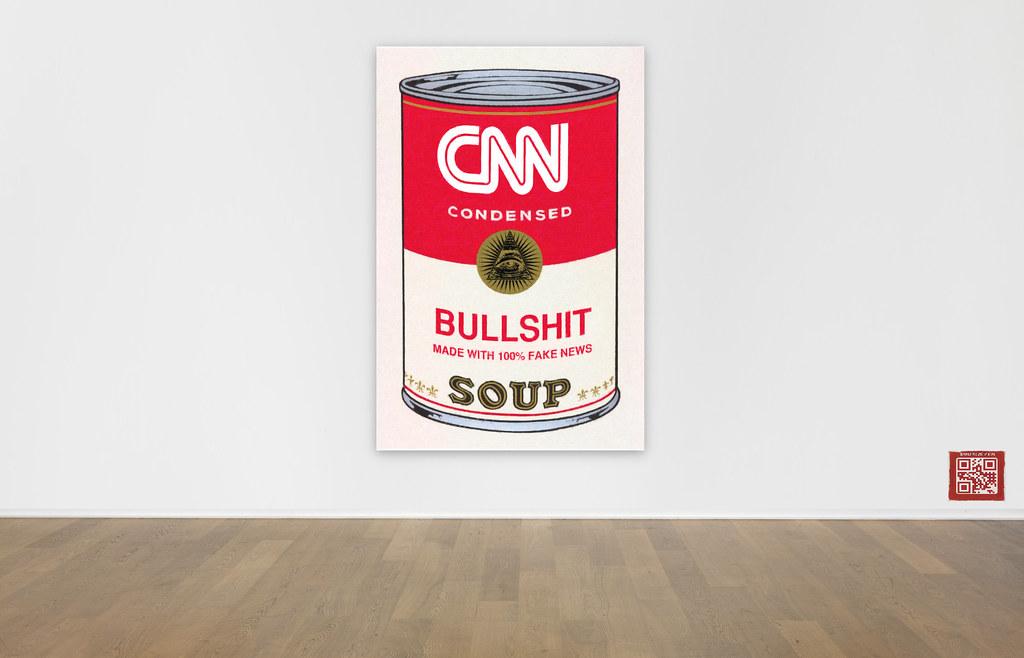 FAKE NEWS SOUP