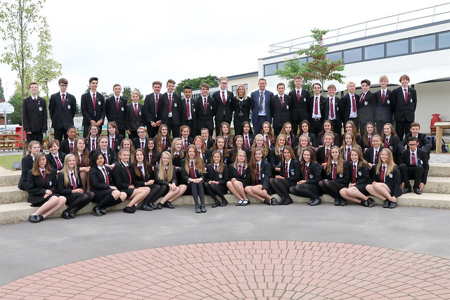 Year 11 Prefects 2017-18