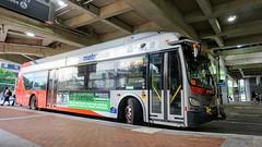 WMATA Metrobus 2011 New Flyer Xcelsior XDE40 #7083