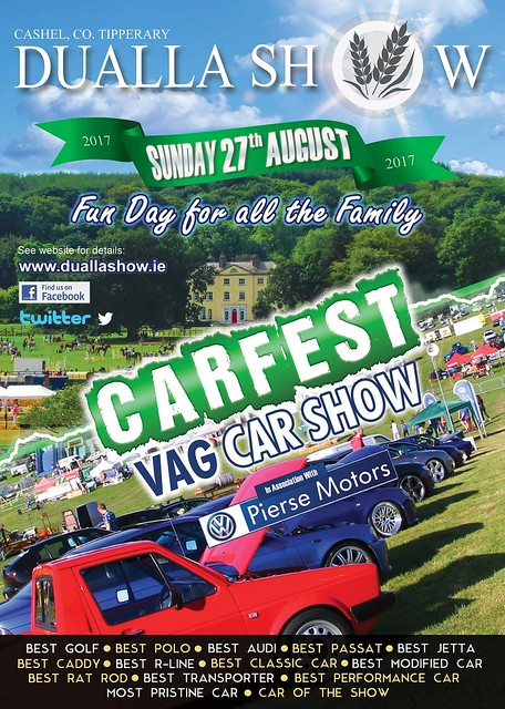 Carfest - VAG Car Show