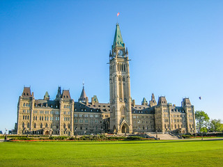 Canadian Parliament Building