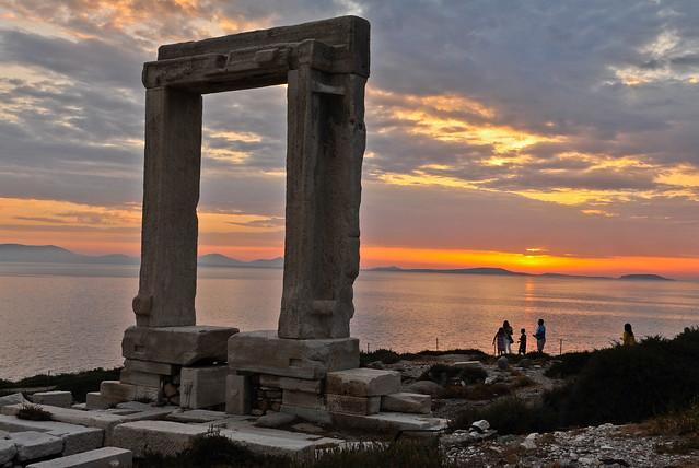 Naxos, Spring 2017.