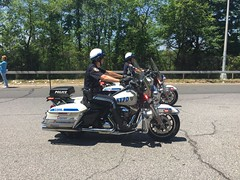 NYPD Highway Patrol Motorcycles