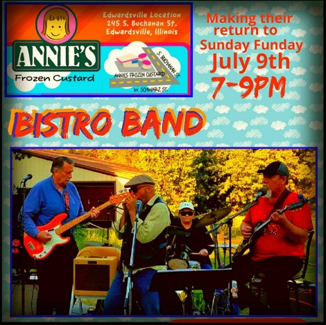 Bistro Band 7-9-17