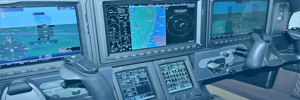 WE OFFER ADS-B & OTHER AVIONICS INSTALLATIONS