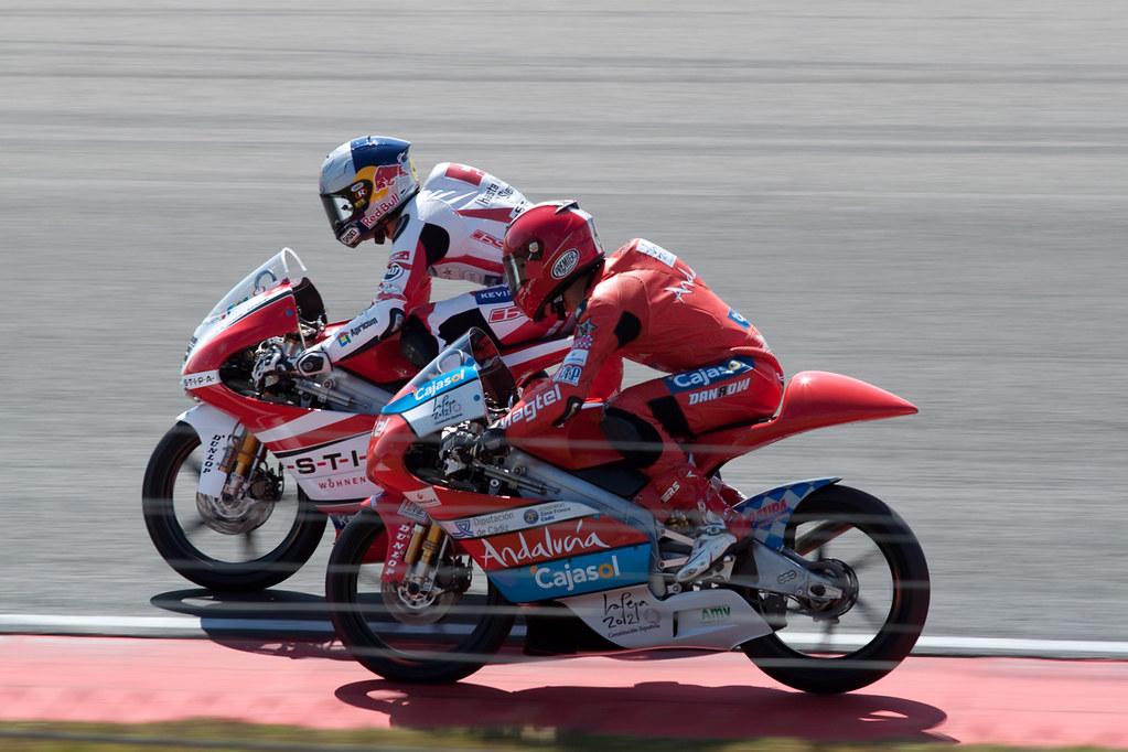 Randy krummenacher, 125cc