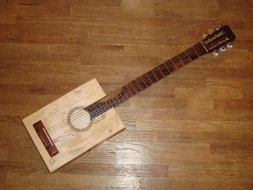 willie nelson trigger cigar box guitar tribute a photo on flickriver. Black Bedroom Furniture Sets. Home Design Ideas