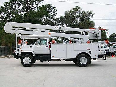Used Gmc Topkick C7500 Bucket Truck/Boom For Sale 5   Flickr