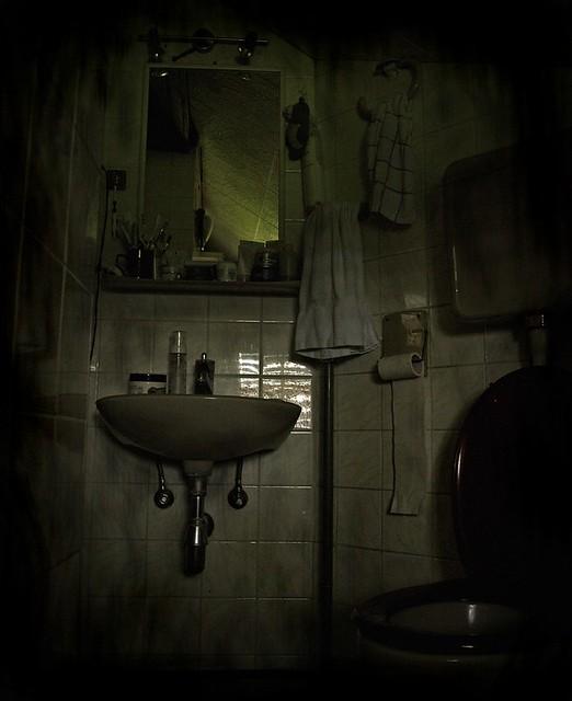 Creepy Bathroom Flickr Photo Sharing