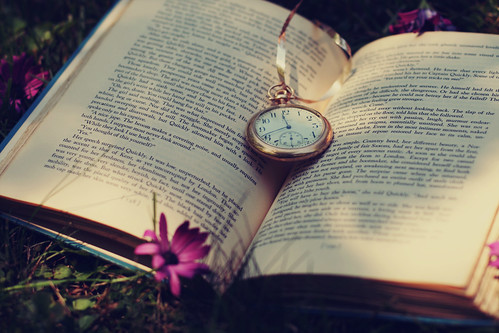 Lost Time In A Book