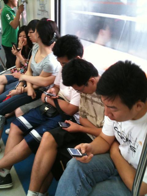 Мобильные игры наиболее популярны в Китае