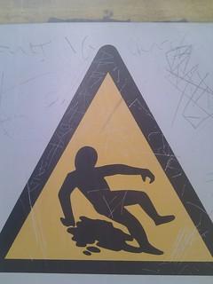 Danger! Manure!