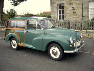 Morris Minor 1000 Traveller Estate