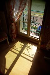 Chambre d'hote: shadows and view - Photo of Écuelles