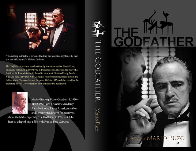 the godfather book essay