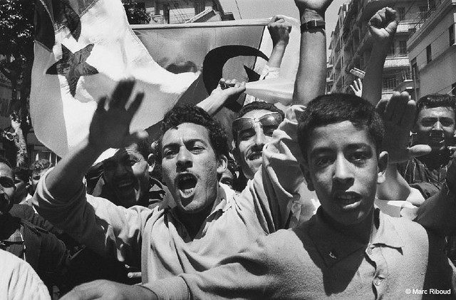 Algeria, by Marc Riboud 1962