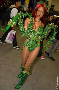 140 Wonder Con - Poison Ivy
