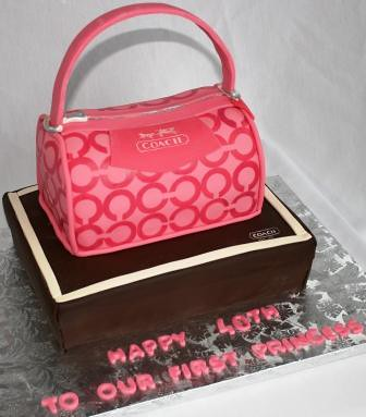 Aj Bakery Gucci Birthday Cake