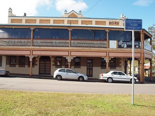 Bowra Hotel, Bowraville NSW