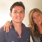 Jennifer Aniston: Jennifer Aniston and Andres Useche 3