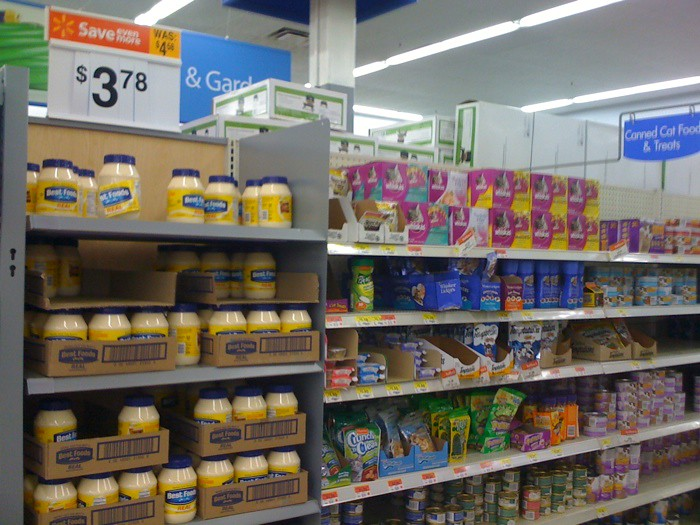 Cat Food Walmart Brockport Ny