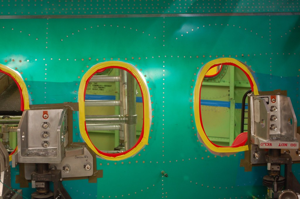 BBJ Boeing 747-8I N6067E RC001