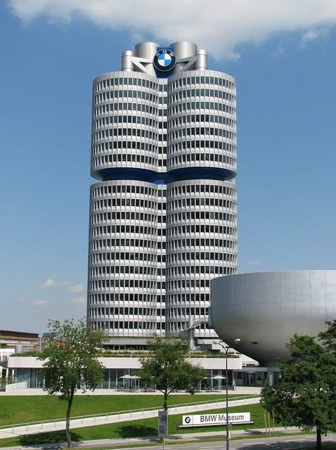 Sediul BMW