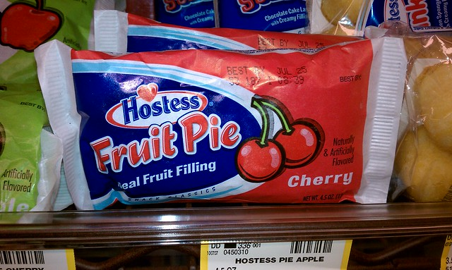 Hostess Cherry Pie | Flickr - Photo Sharing!