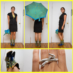 what i wore on 2010-07-13