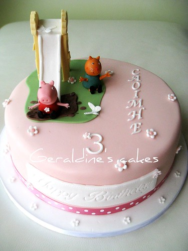Cake Images Sonal : Flickriver: Blush Cakes by Sonal s photos tagged with cat