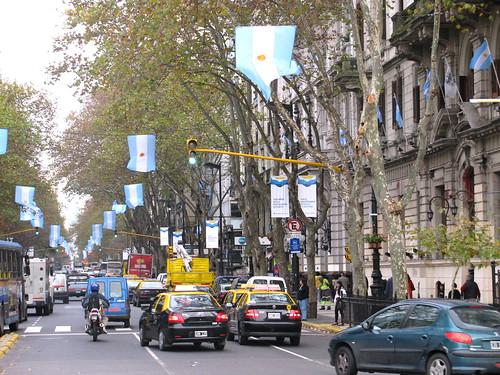 Bicentenario en Buenos Aires