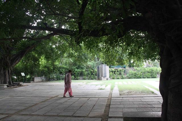 Mission Delhi – Rakhshanda Jalil, Gandhi-King Plaza
