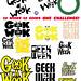 Geek A Week Scratchboard