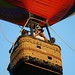 Steve in Balloon by Hawk Ridge Images
