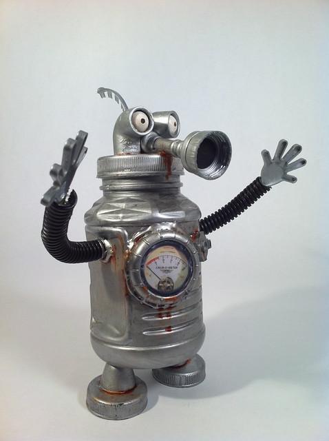 Snooty the Panic Bot