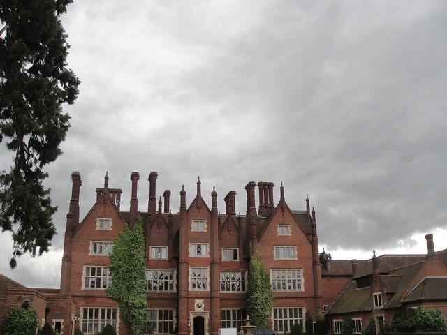Dunston Hall Norwich Delux Double Room