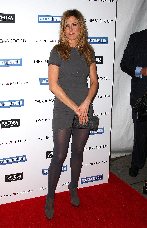 Jennifer Aniston Pantyhose 119