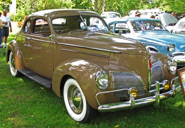 1940 Studebaker Commander Coupe Flickr Photo Sharing