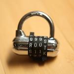 Master lock,