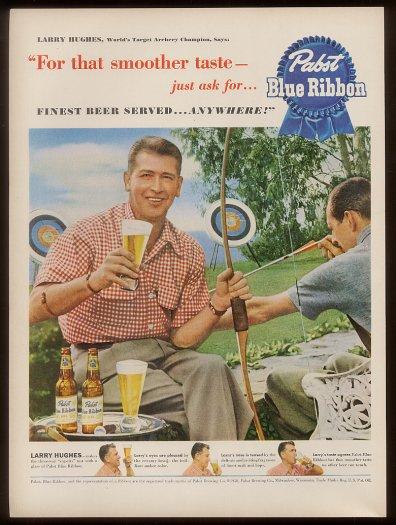 Pabst-archery-1950