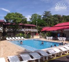 Piscina multinivel Hotel Almar Capurganá