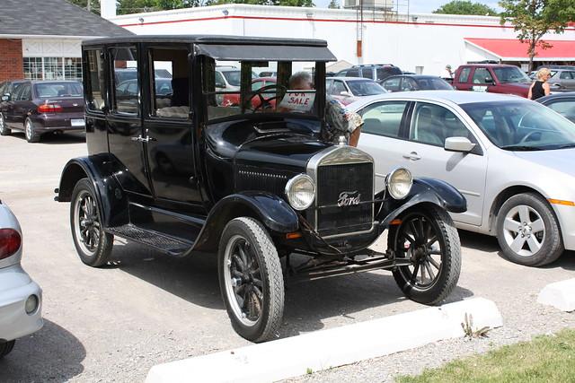 1927 ford model t 4 door canadian flickr photo sharing for 1927 ford model t 4 door sedan