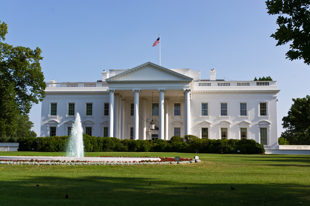 1600 Pennsylvania Avenue NW