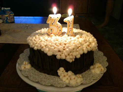 Lisas 31st Birthday Cake 002
