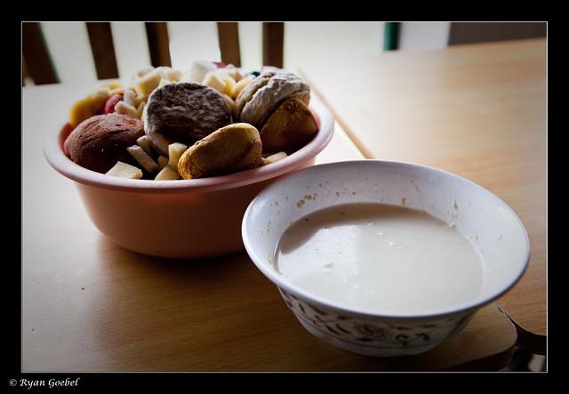 Airag (Mongolian Fermented Mare's Milk)
