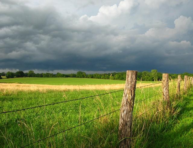 Iowa Farmland from Flickr via Wylio